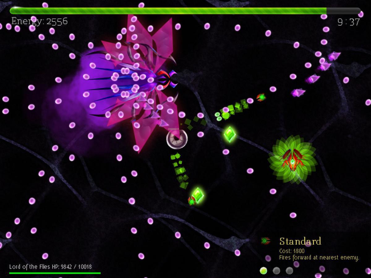 Game screenshot for Mechafrog