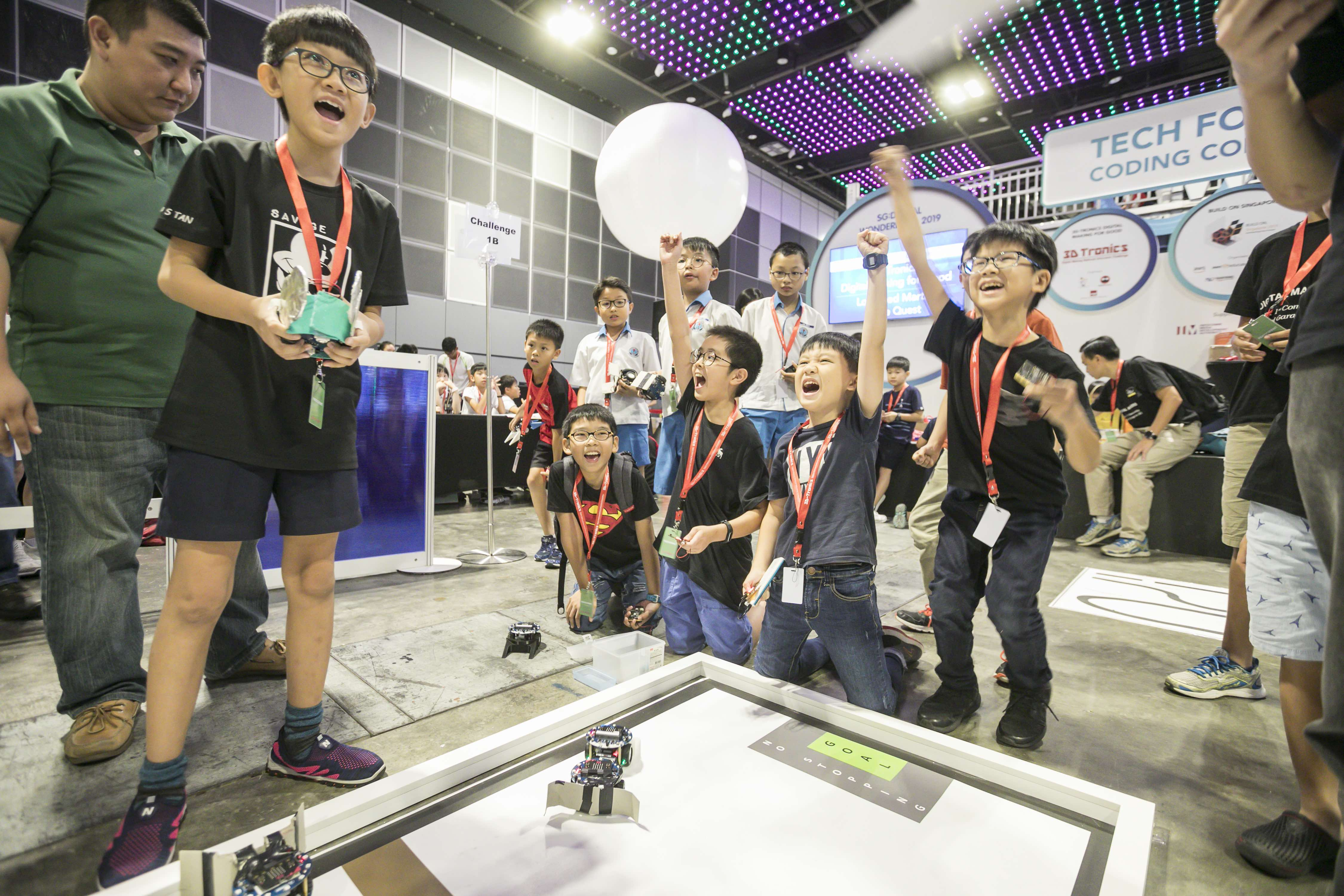 national infocomm competitions