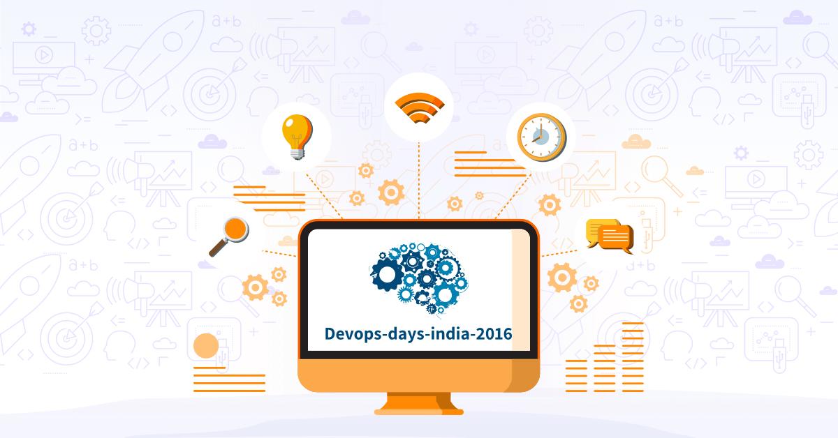 InfraCloud CTO's talk at DevOps Days India 2016