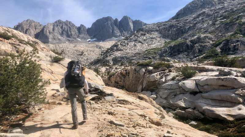 Pathfinder continues walking on the JMT and PCT