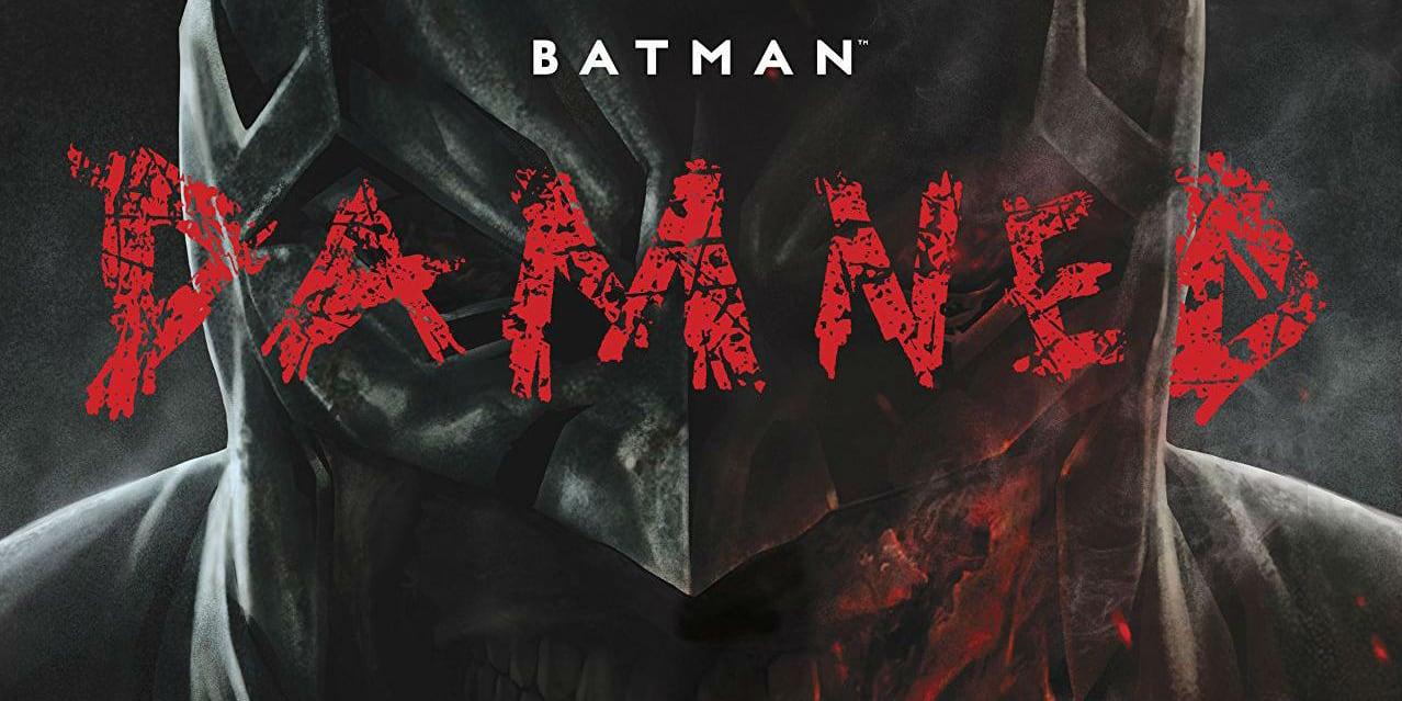 Thumbnail for DC Comics Won't Reprint Batman: Damned #1