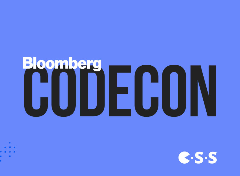 Bloomberg CodeCon