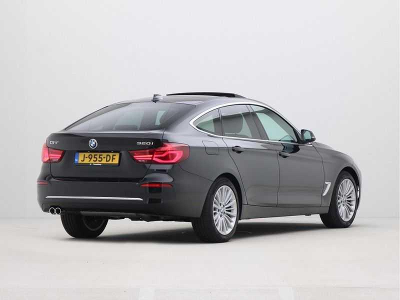 BMW 3 Serie Gran Turismo 320i High Executive Luxury Line Automaat afbeelding 6