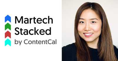 Martech Stacked Episode 10: What email marketing software is enjoyable to use, has great features and is good value for money? - Laurie Wang image