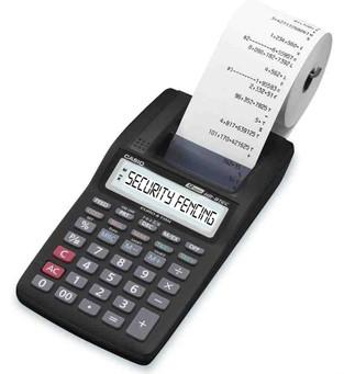 security fencing calculator