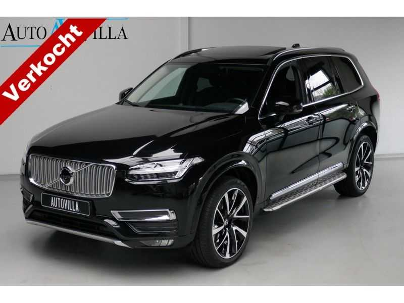Volvo XC90 2.0 T6 AWD Inscription 7 pers. afbeelding 25