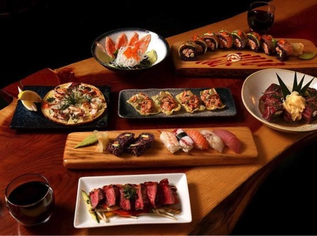 A day in Dublin - The Perfect Sunday - Japanese food is yummy