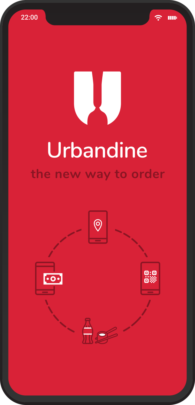 Try Urbandine and discover the new way to order.