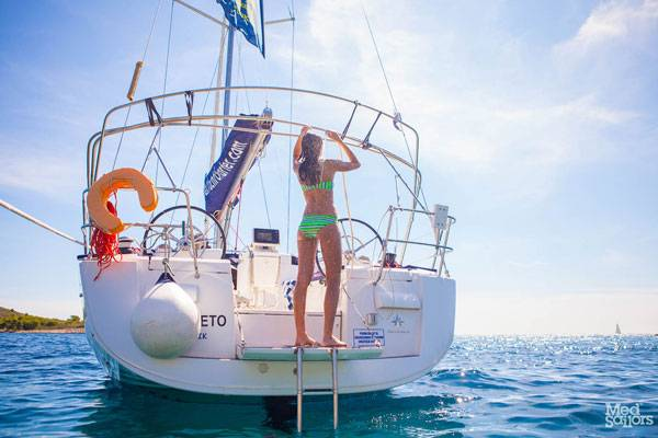 Sailing Greece the perfect holiday