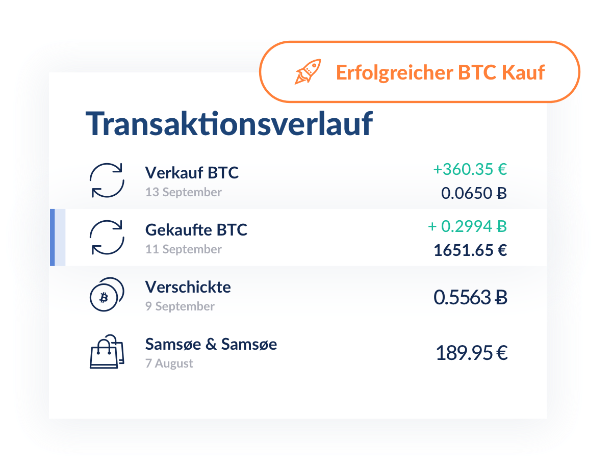 Cryptocurrency trading transactions