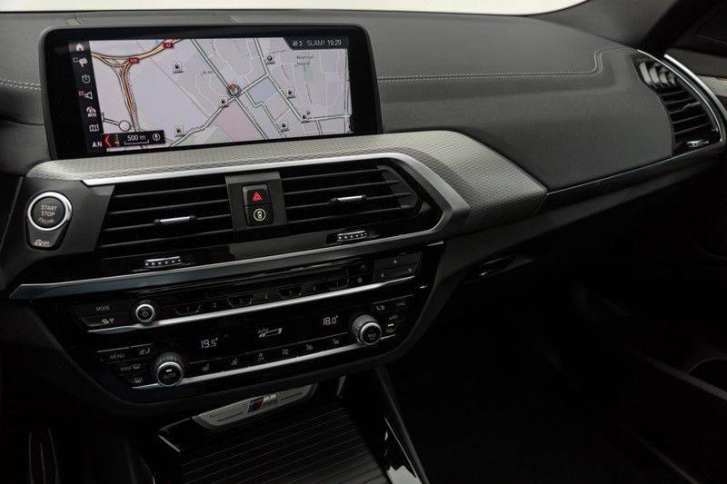 "BMW X3 M40i xDrive 360pk Panoramadak VirtualCockpit ShadowLine Sportleder Hifi AmbientLight 20"" Camera ParkAssist Pdc afbeelding 22"