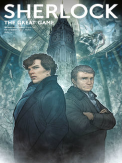 Sherlock: The Great Game, Volume 1