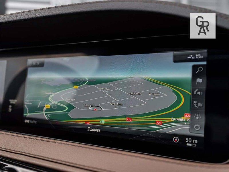 Mercedes-Benz S63-klasse 4Matic Lang 63 AMG 4Matic+ Lang Premium Plus afbeelding 18
