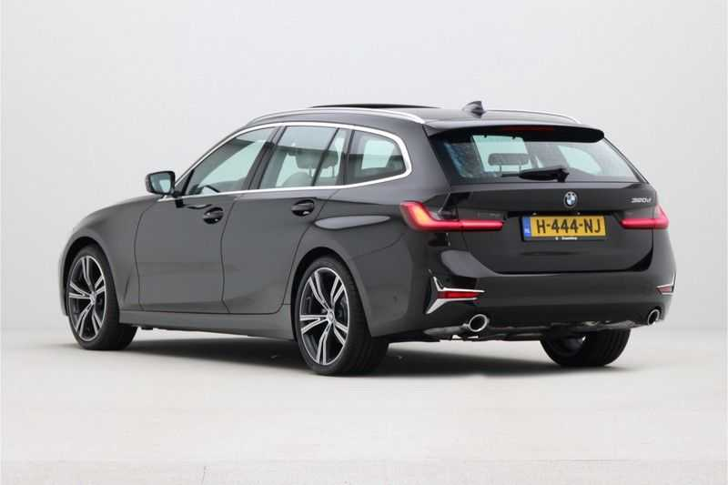 BMW 3 Serie Touring 320d High Executive Luxury Line Automaat Euro 6 afbeelding 5