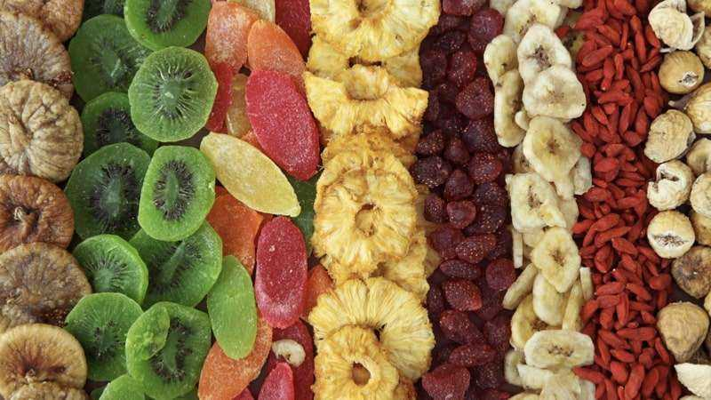Dehydrating Fruits with Toaster Oven
