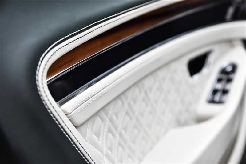 Bentley Continental GT W12 MULLINER MASSAGE+HEADUP+TOPVIEW afbeelding 4
