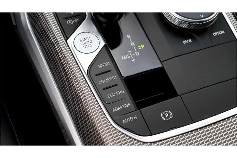 BMW 3 Serie 330i High Executive M-Sport Leder, Schuifdak, Harman/Kardon afbeelding 23