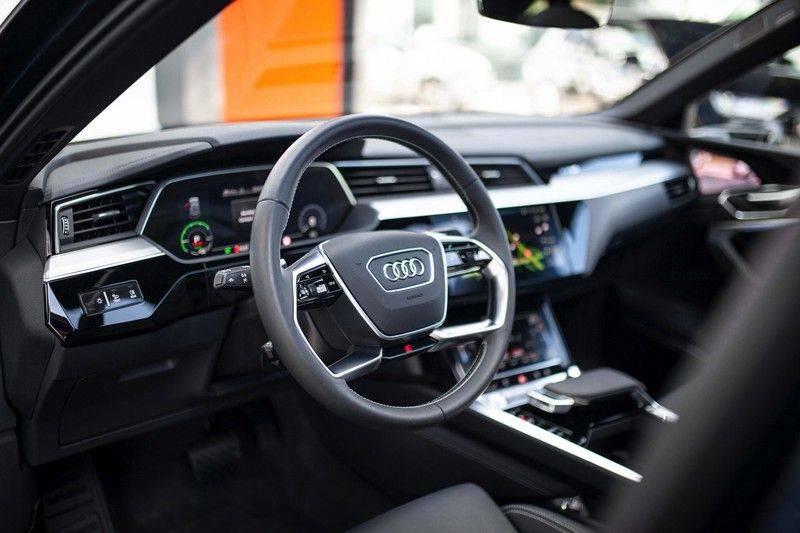 Audi e-tron Sportback 55 Quattro S Edition *Prijs Ex. BTW / Pano / B&O / Matrix-LED / Tour pakket / ACC* afbeelding 7