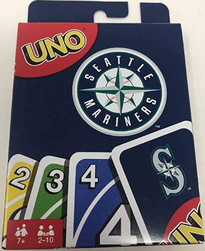 Seattle Mariners Uno (2017)