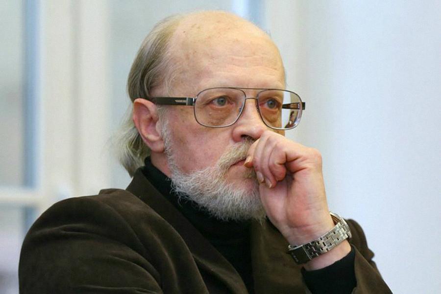 Андрей Столяров. Фото: личная страница автора в Facebook