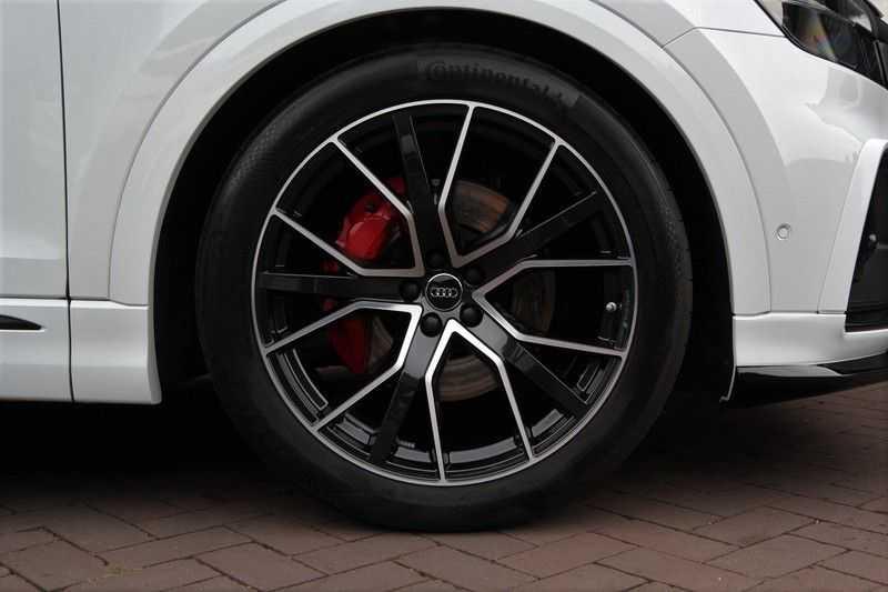 Audi Q8 55 TFSI ABT+PANO.DAK+HEAD-UP+B&O+TREKHAAK afbeelding 6