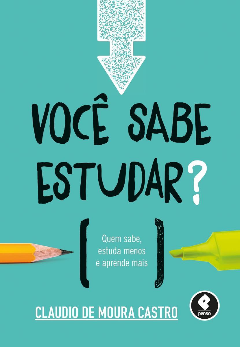 Livro Você sabe Estudar?