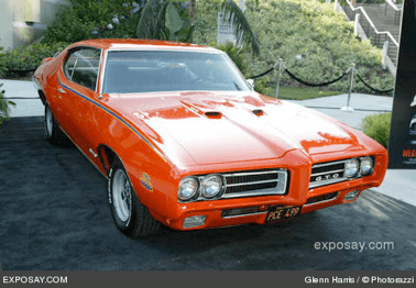 Pontiac GTO 1969 (The Judge)