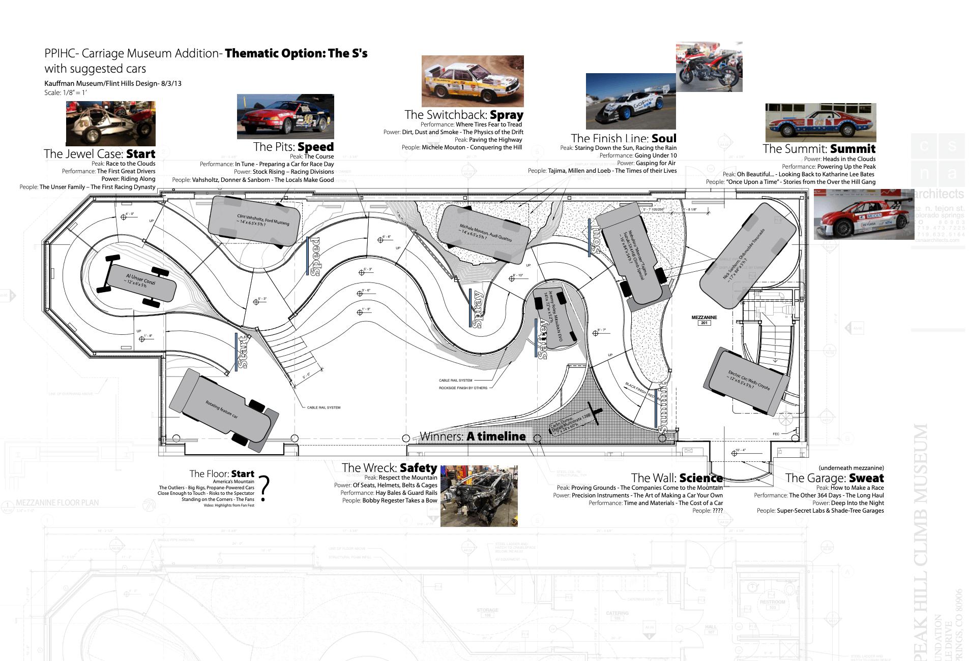 exhibit floor plan