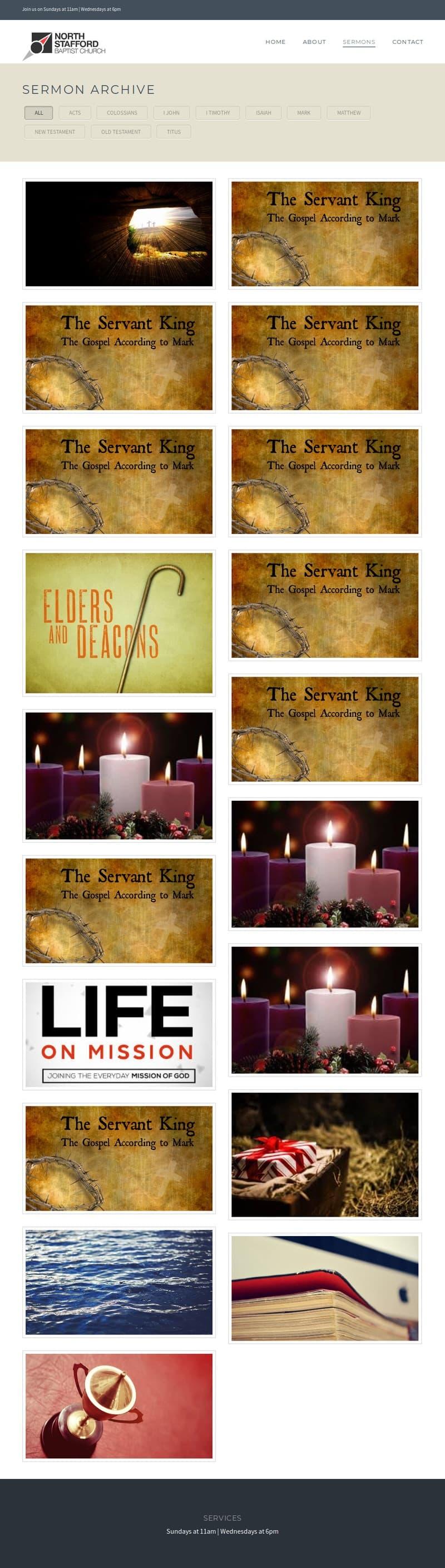 sermons-page