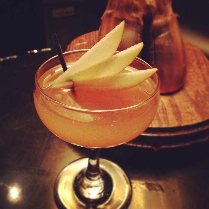 Applecar Cocktail