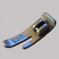 Snap-On Presser Foot