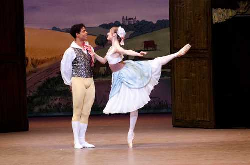 La Fille mal gardée - The Royal Ballet
