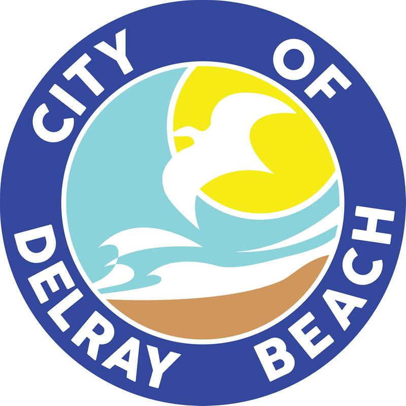 logo of City of Delray Beach