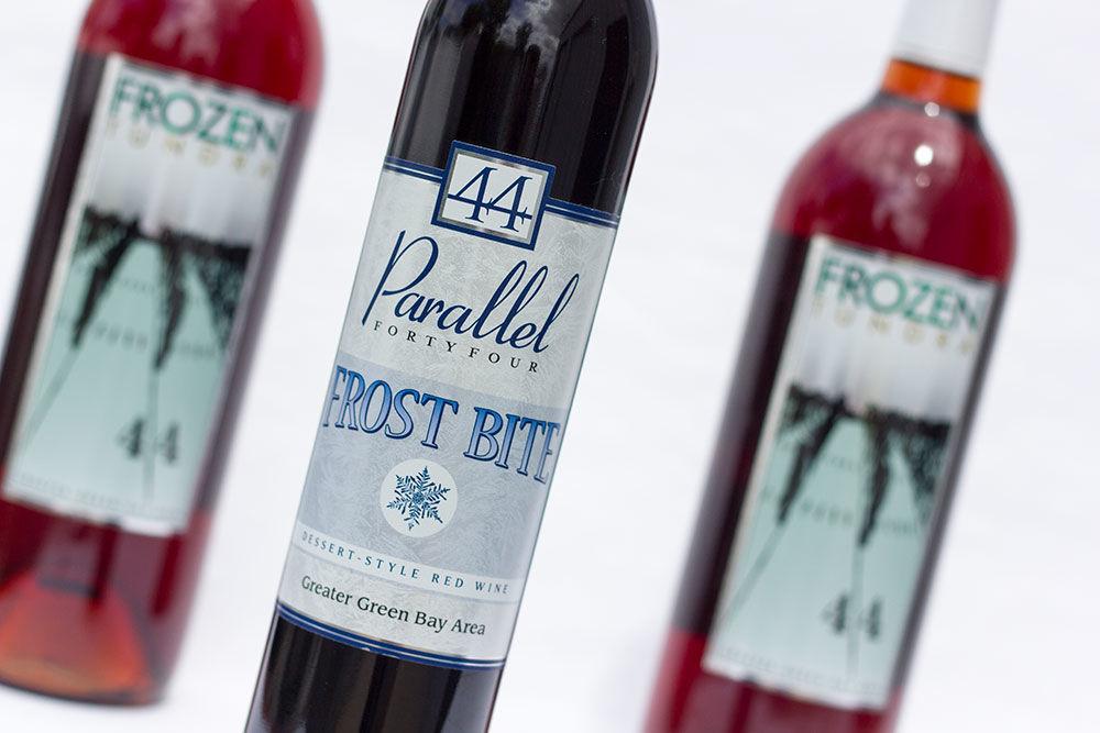Parallel 44 Vineyard & Winery Bottles 3