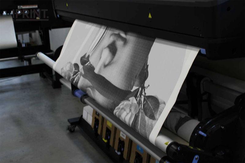 Fototapetų spausdinimas pavyzdys
