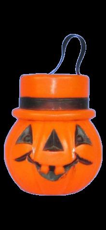 Hi-Hat 2-Faced Pumpkin photo