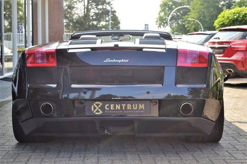 Lamborghini Gallardo 5.0 V10 Spyder afbeelding 6