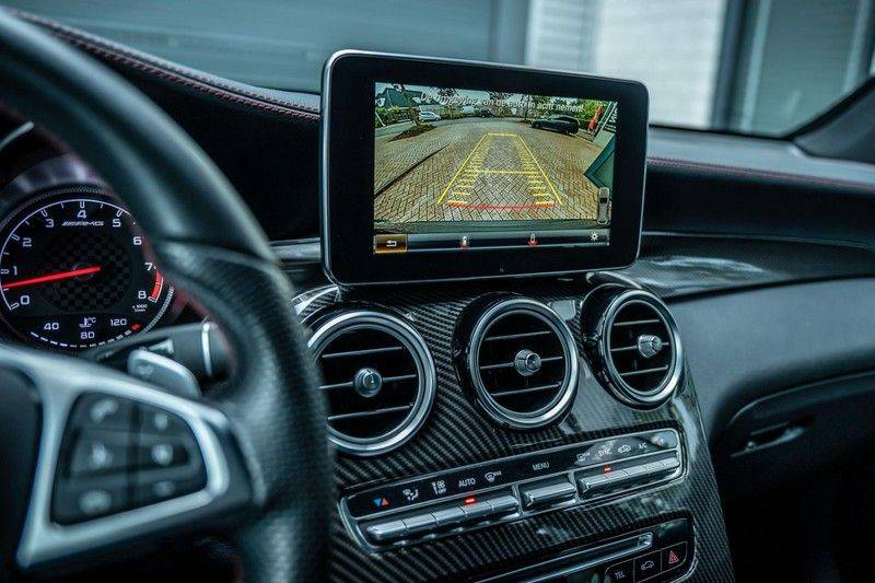 Mercedes-Benz GLC 43 AMG 4MATIC, 367 PK, 63 AMG Look, Panoramica, Airmatic, Trekhaak, Camera, LED, Comand Online, 87DKM! afbeelding 13
