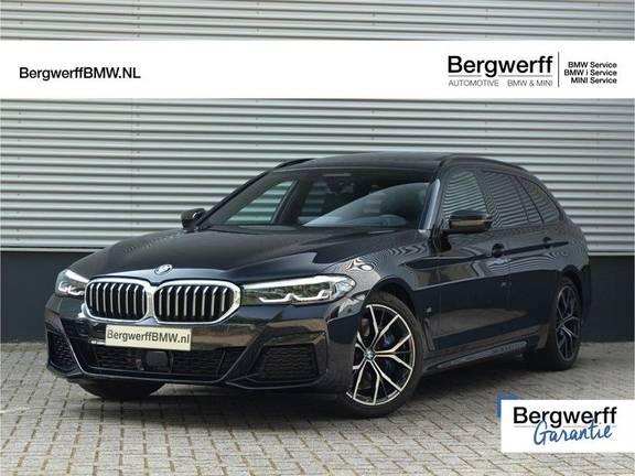 BMW 5 Serie Touring 540i xDrive High Executive - M-Sport - Panoramadak - ACC - Harman Kardon