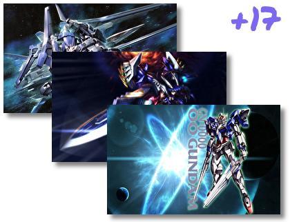 Gundam theme pack