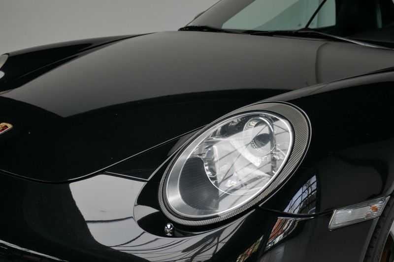 Porsche 911 Cabrio 3.8 Carrera S Keramisch - Sport chrono afbeelding 14