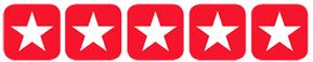 Yelp 5 Stars