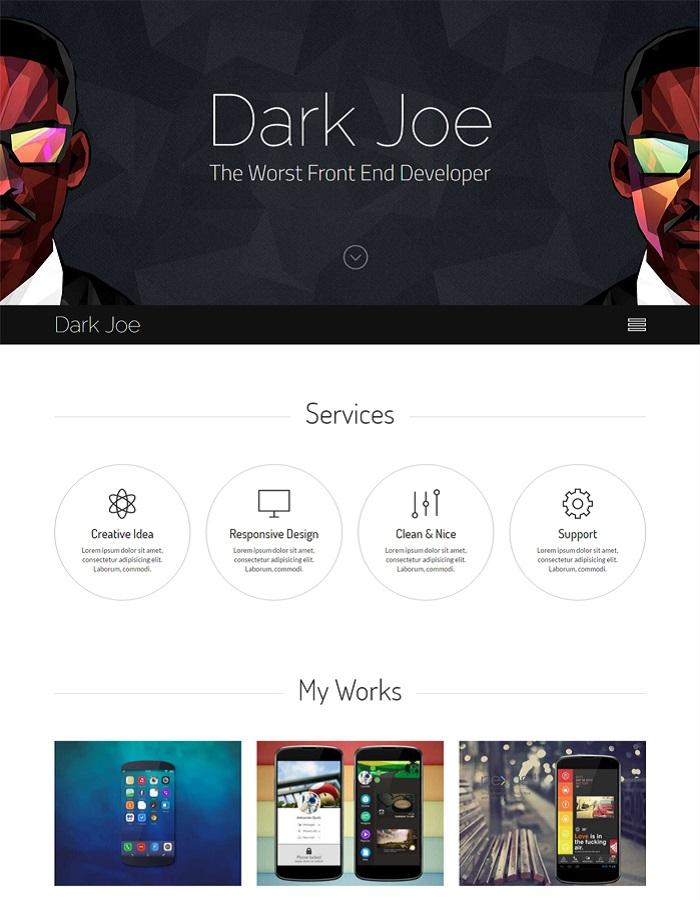 Dark Joe