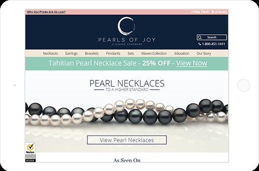 Pearl Website