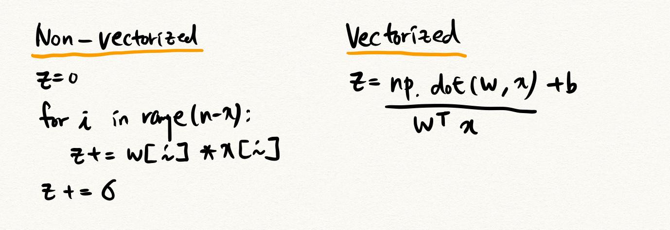 python-vectorization