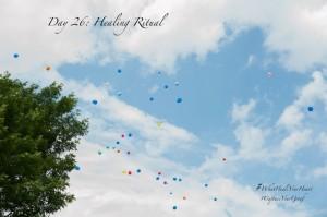 Healing Ritual - Balloon Release