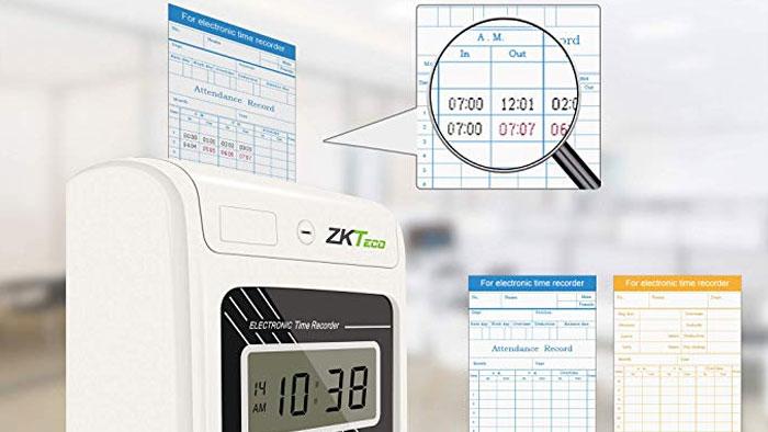 ZKTeco PH601N time card