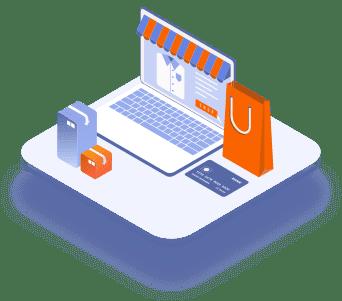 El comercio electrónico y ventas en línea