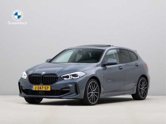 BMW 1 Serie 118i High Exe Edition Aut. M-Sport