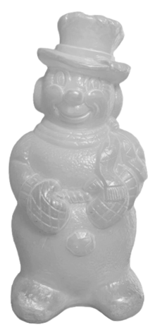 Frosty Snowman Ice photo